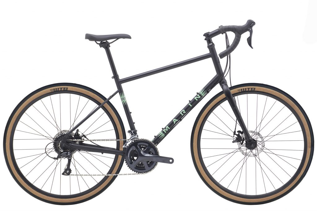 Le Four Corners de Marin Bikes